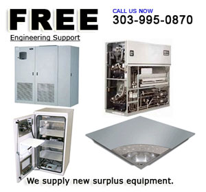 Data Center Equipment - FREE Engineering Support