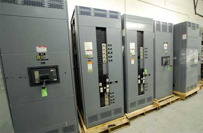 Used Switchboards Used Switch Gear